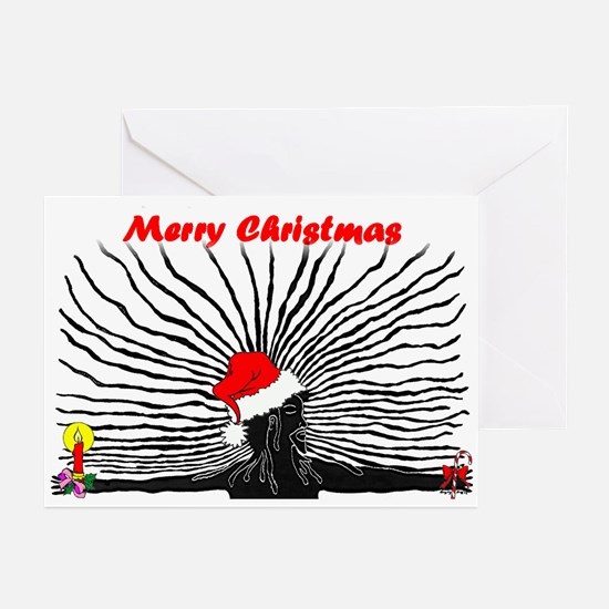 Blank Christmas Cards (Pk of 10)