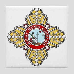 Order of St. Catherine (Russi Tile Coaster