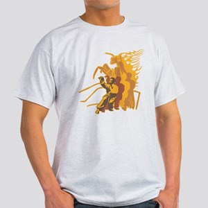 """Praying Mantis Kung Fu"" T-Shirt"