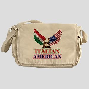 Italian American Messenger Bag