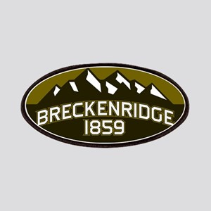 Breckenridge Olive Patches