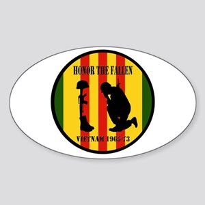 Honor the Fallen Vietnam 1965-73 Sticker