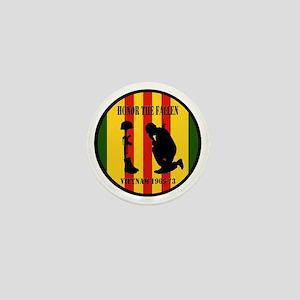 Honor the Fallen Vietnam 1965-73 Mini Button