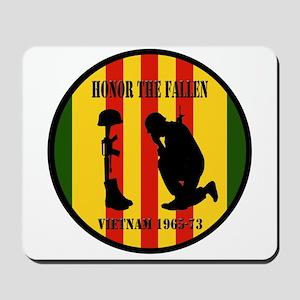 Honor the Fallen Vietnam 1965-73 Mousepad