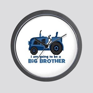 I am Going to be a Big Brother Wall Clock