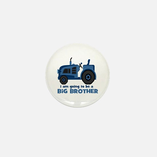 I am Going to be a Big Brother Mini Button