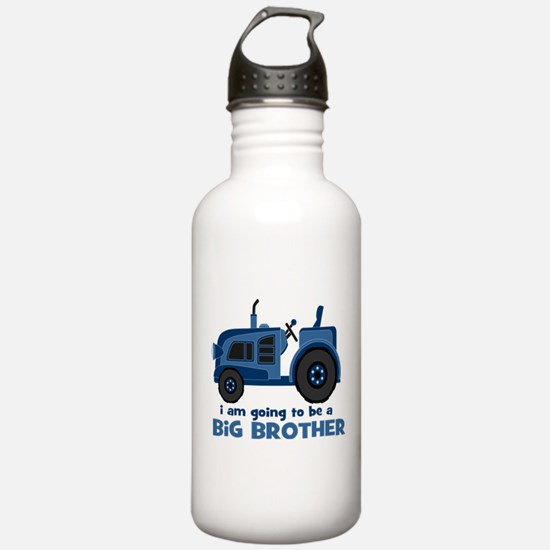 I am Going to be a Big Brother Sports Water Bottle