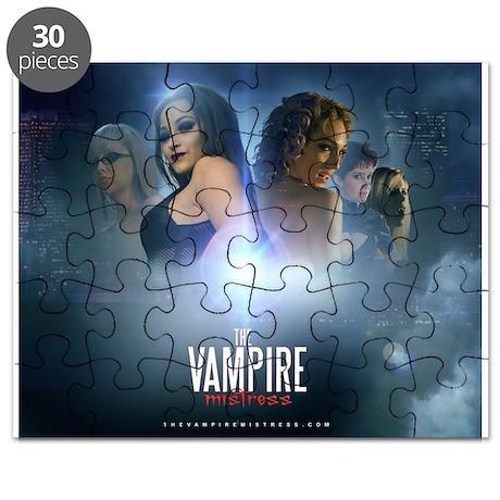 The Vampire Mistress Puzzle