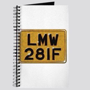 LMW28IF Journal