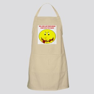 Real Men Love Their Woman... Apron