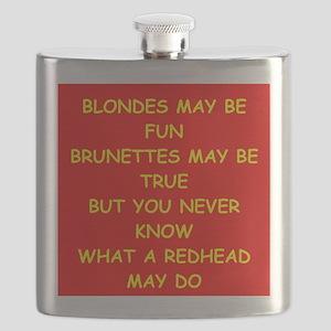 redhead Flask
