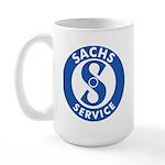 Sachs Large Mug