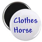 Clothes Horse Magnet