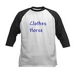 Clothes Horse Kids Baseball Jersey