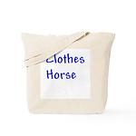 Clothes Horse Tote Bag