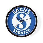 Sachs Wall Clock