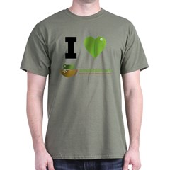 Men's I heart AArk T-Shirt