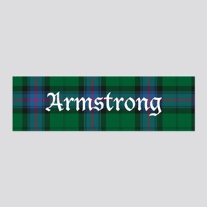 Tartan - Armstrong 36x11 Wall Decal