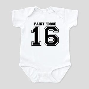 Paint Horse SPORT Infant Bodysuit