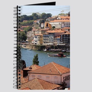 Porto, Portugal, from the roof tops Journal
