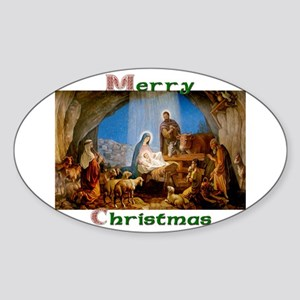 Merry Christmas Sticker