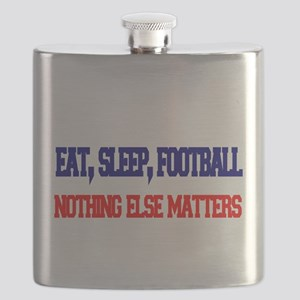 EAT,SLEEP,FOOTBALL Flask