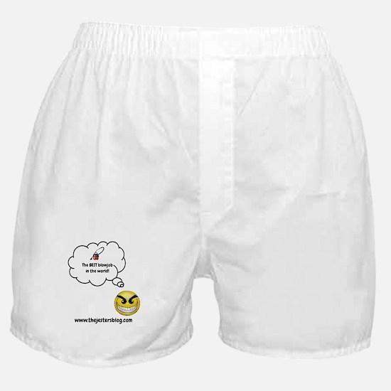 The BEST Blowjob Boxer Shorts
