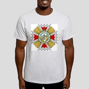 Isabel the Catholic (Spain) Ash Grey T-Shirt