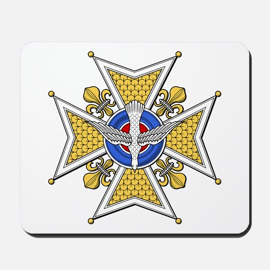 Holy Ghost (France) Mousepad