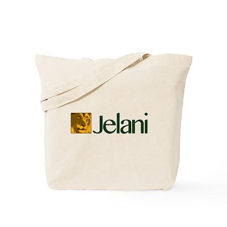 Jelani Consulting Logo Tote Bag