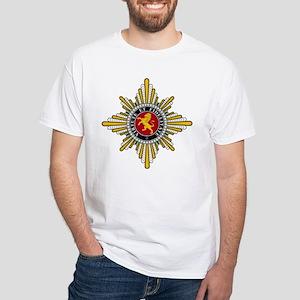 Golden Lion (Hesse) White T-Shirt