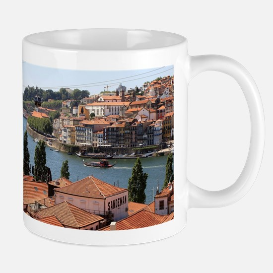 Porto, Portugal, from the roof tops Mugs