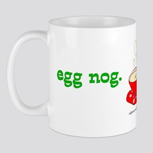 Gimme Egg Nog Mug