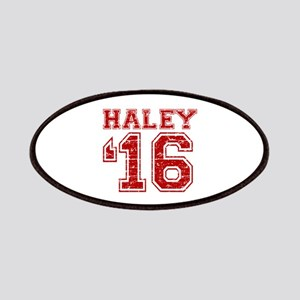 Haley 2016 Patches