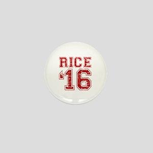 Rice 2016 Mini Button