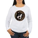 Bernie Women's Long Sleeve T-Shirt
