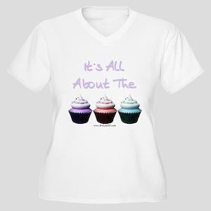 Bri Lyn Desserts & Designs Plus Size T-Shirt
