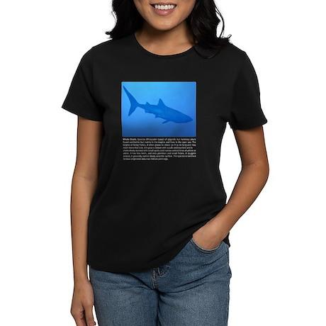 Whale Shark Women's Dark T-Shirt