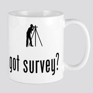 Land Surveying Mug
