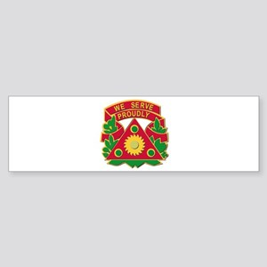DUI - 196th MEB - No Text Sticker (Bumper)