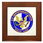 CTC: US CounterTerrorist Framed Tile