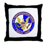 CTC: US CounterTerrorist Throw Pillow