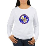 CTC: US CounterTerrorist Women's Long Sleeve T-Shi