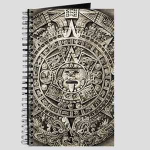 Aztec Calendar Journal