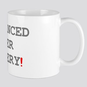 ADVANCED MOTHER FUCKERY! Small Mug