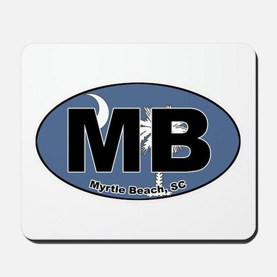 Myrtle Beach, SC Mousepad