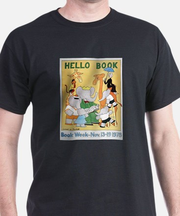 1978 Children's Book Week Kids T-Shirt