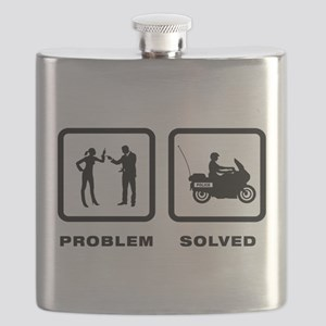 Highway Patrol Flask