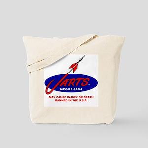 Jarts & Lawn Darts Tote Bag