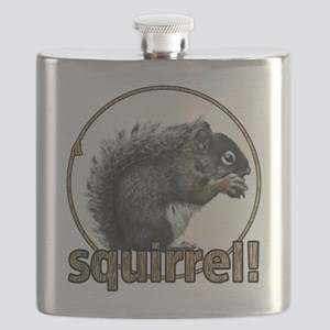 Squirrel! Flask